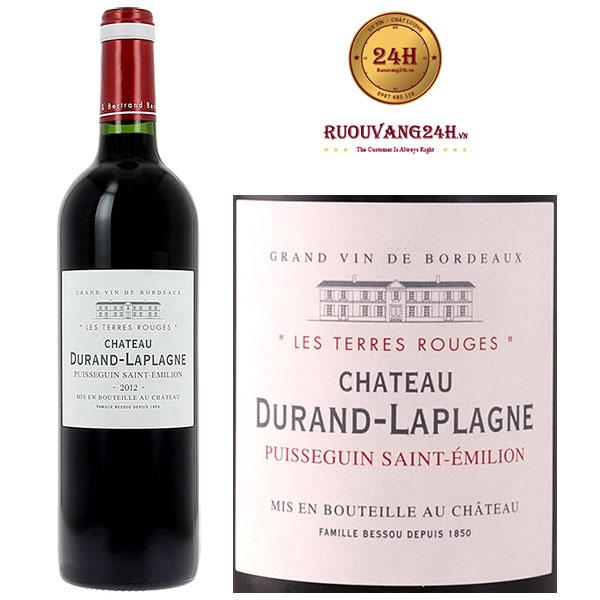 Rượu vang Chateau Laplagne Puisseguin Saint Emilion