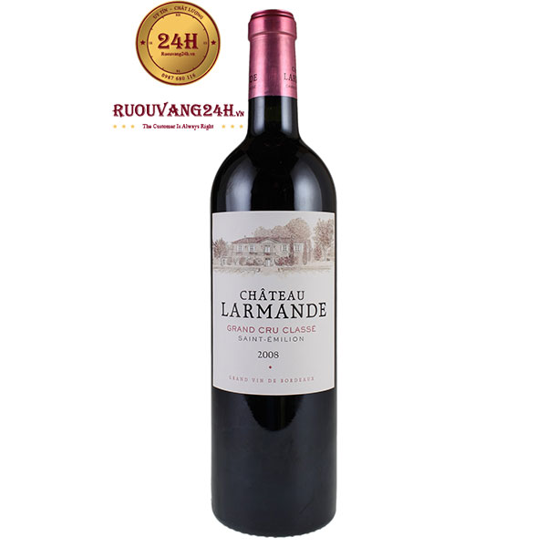 Rượu vang Chateau Larmande Grand Cru