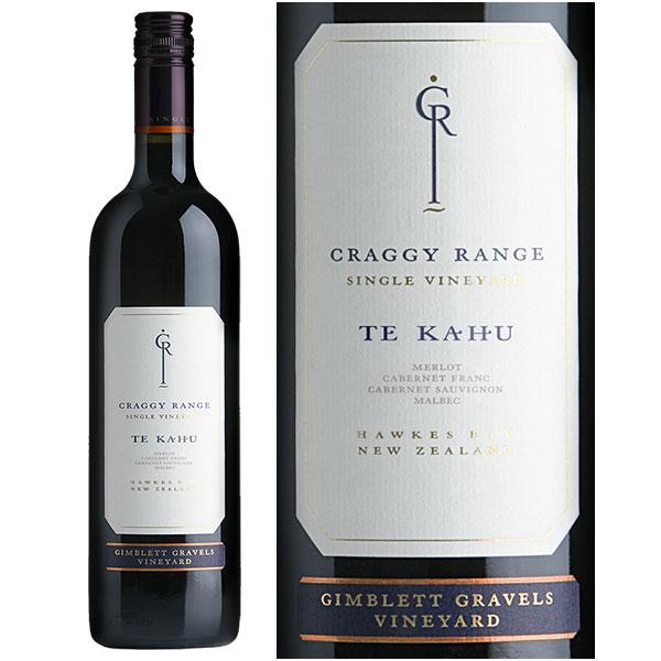 Rượu Vang Craggy Range Te Kahu Gimblett Gravels