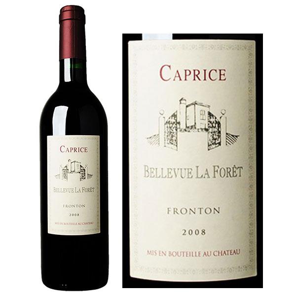 Rượu Vang Caprice Bellevue Laforet Fronton