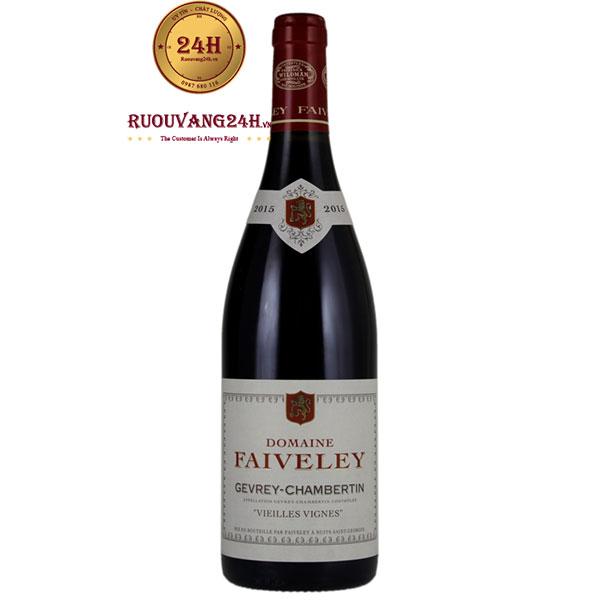 Rượu vang Domaine Faiveley Gevrey Chambertin Vieilles Vignes