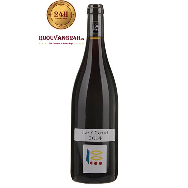 Rượu Vang Domaine Prieure Roch Le Cloud Ladoix