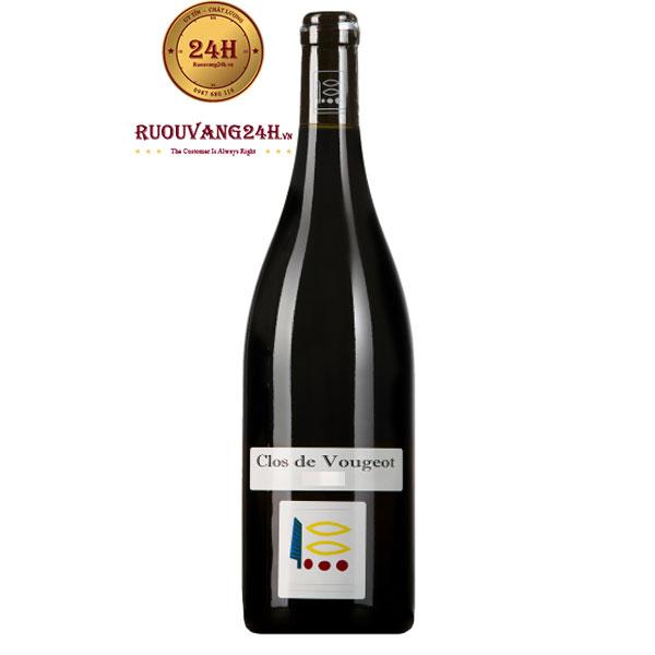 Rượu Vang Clos de Vougeot Grand Cru