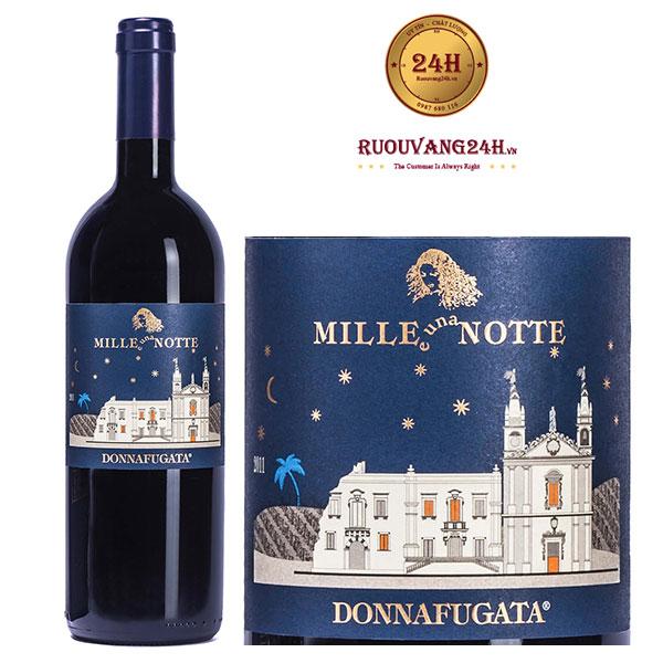 Rượu vang Donnafugata Mille E Una Notte Terre Siciliane IGT