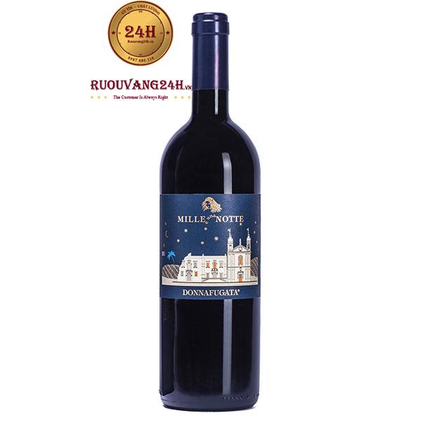 Rượu vang Donnafugata Mille E Una Notte