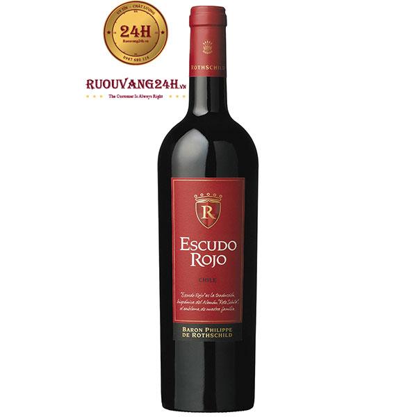 Rượu vang Escudo Rojo Baron Philippe de Rothschild