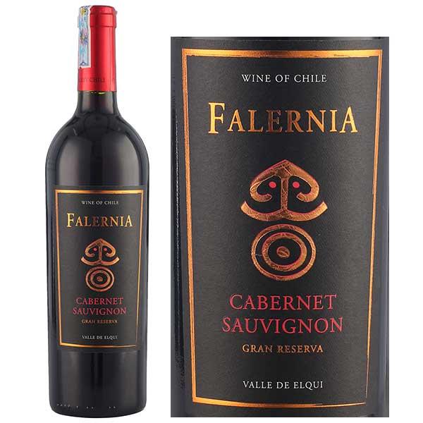 Rượu vang Falernia Cabernet Sauvignon Gran Reserva