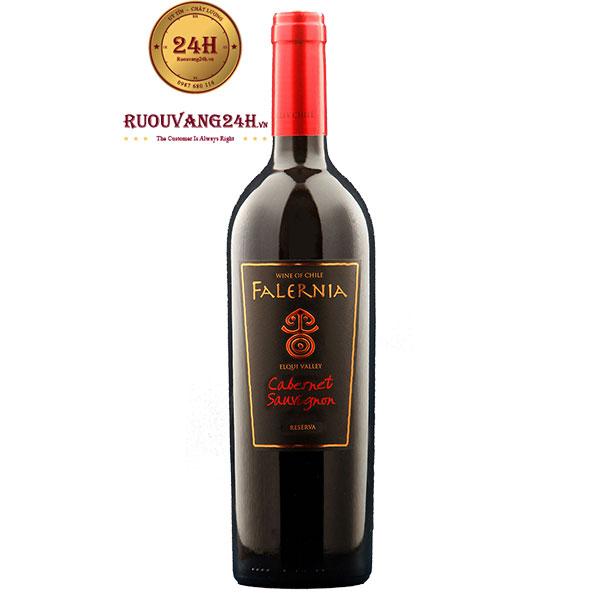 Rượu vang Falernia Cabernet Sauvignon Reserva