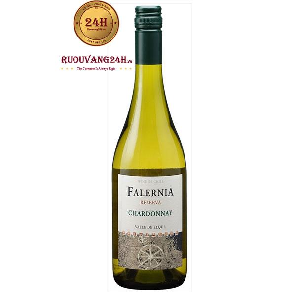 Rượu vang Falernla Chardonnay Reserva