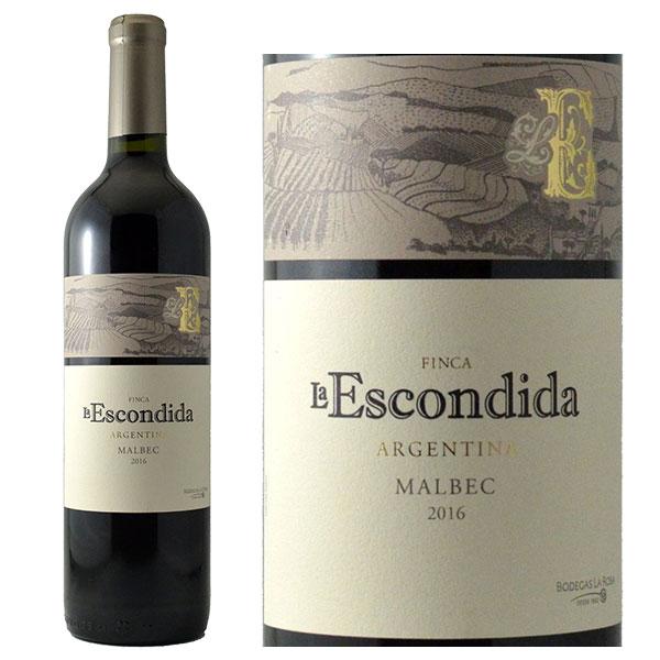 Rượu vang Finca La Escondida Malbec