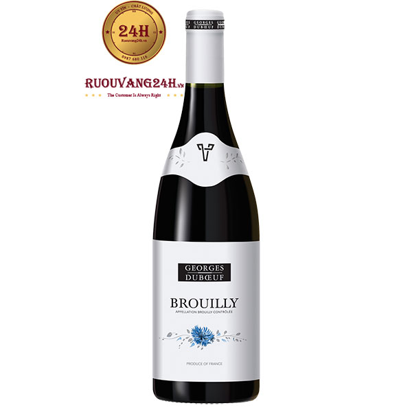 Rượu vang Georges Duboeuf Brouilly