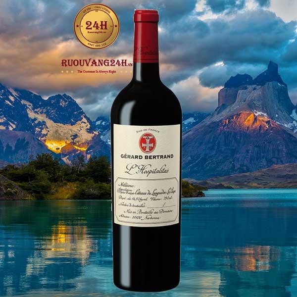 Rượu Vang Gerard Bertrand L'Hospitalitas