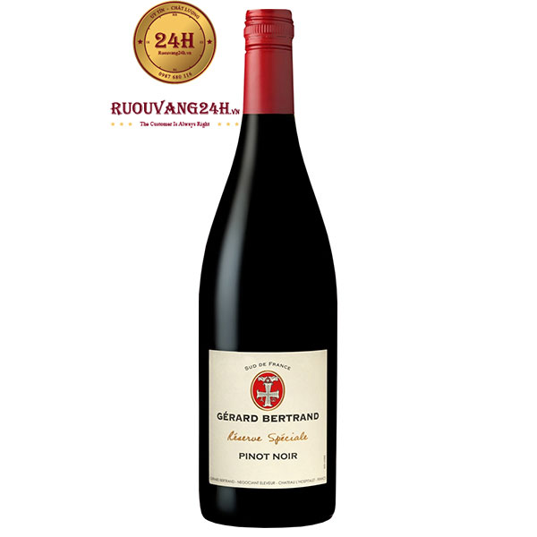 Rượu Vang Gerard Bertrand Reserve Speciale Pinot Noir