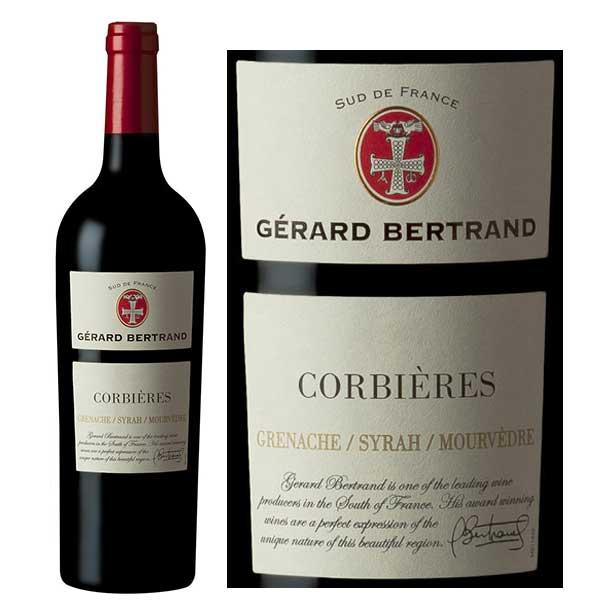 Rượu vang Gerard Bertrand TerroirCorbieres