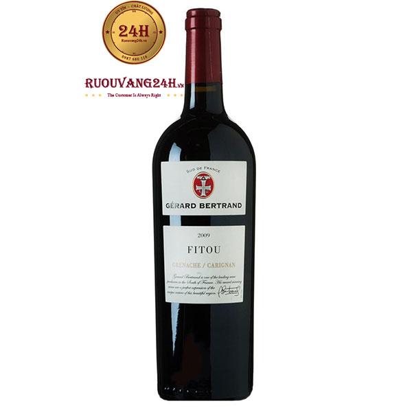 Rượu Vang FITOU Gerard Bertrand