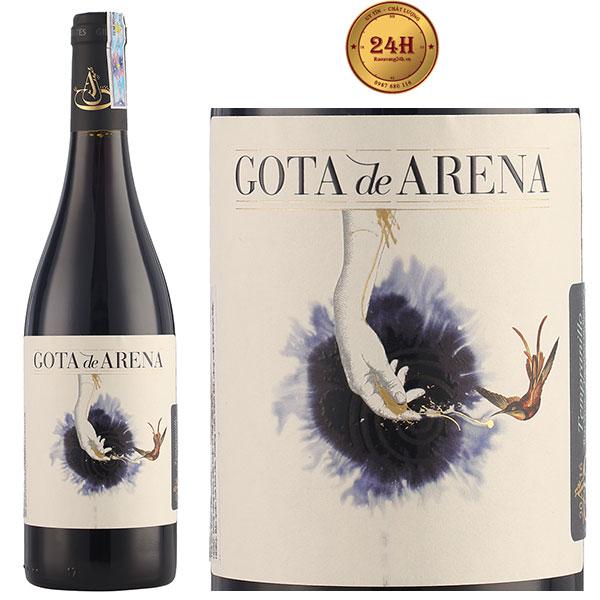 Rượu vang Gota de Arena