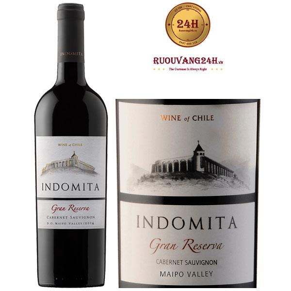 Rượu vang Indomita Gran Reserva Cabernet Sauvignon