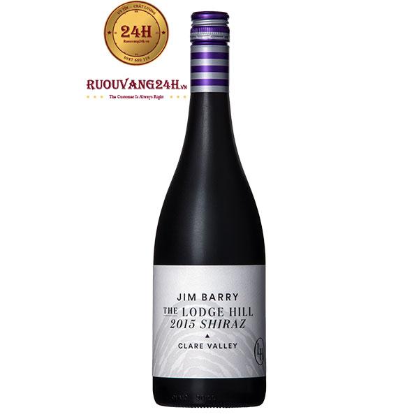 Rượu vang Jim Barry Lodge Hill Shiraz