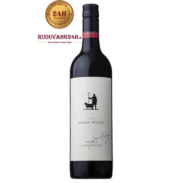 Rượu vang Jim Barry McRae Wood Shiraz