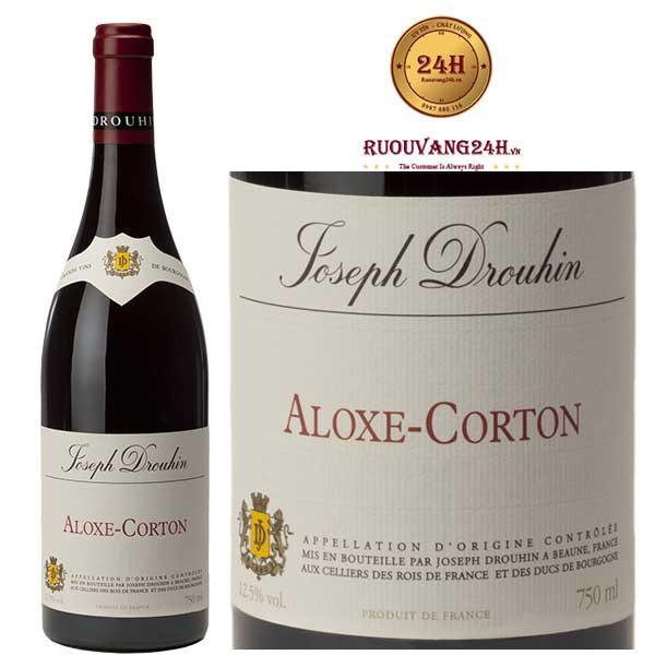 Rượu vang Joseph Drouhin Aloxe-Corton