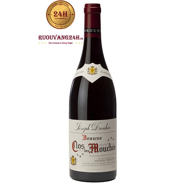 Rượu vang Joseph Drouhin Beaune Clos des Mouches