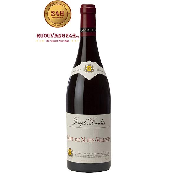Rượu vang Joseph Drouhin Cote de Nuits-Villages
