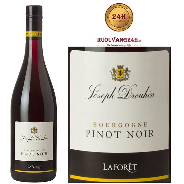 Rượu vang Joseph Drouhin Laforet Bourgogne Pinot Noir