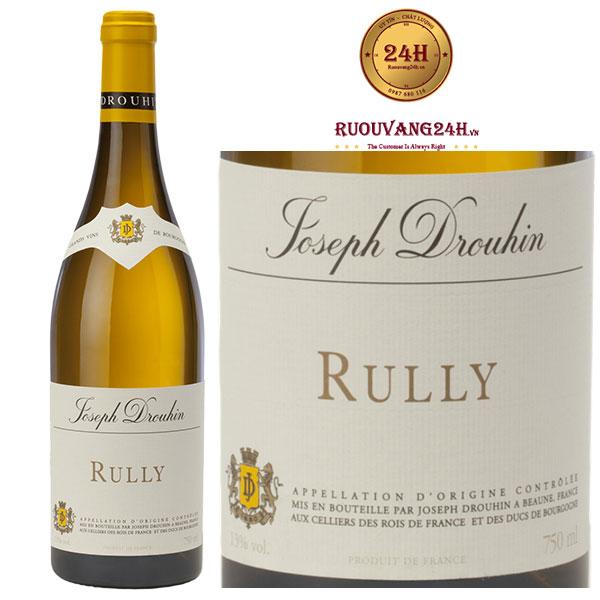 Rượu vang Joseph Drouhin Rully