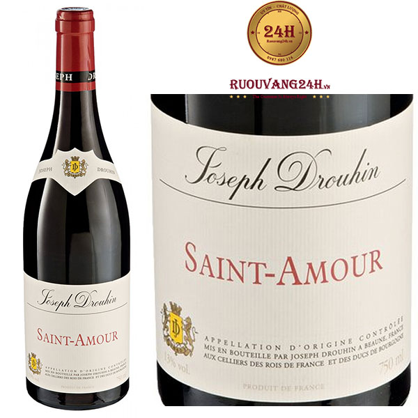 Rượu vang Joseph Drouhin Saint-Amour