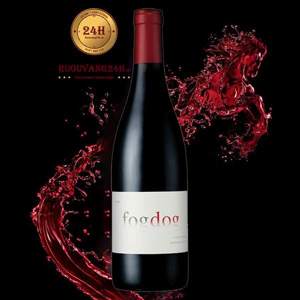 Rượu vang Joseph Phelps FogDog Pinot Noir