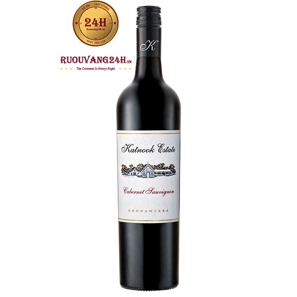Rượu vang Katnook Estate Cabernet Sauvignon