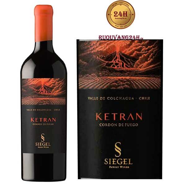Rượu vang Ketran