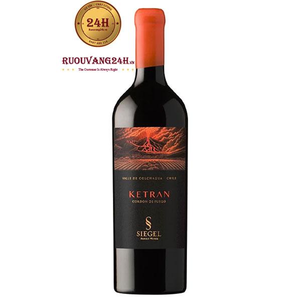 Rượu Vang KETRAN Siegel