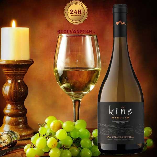 Rượu vang Kine Verdejo Vina El Principal