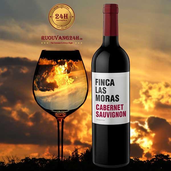 Rượu vang Las Moras Cabernet Sauvignon
