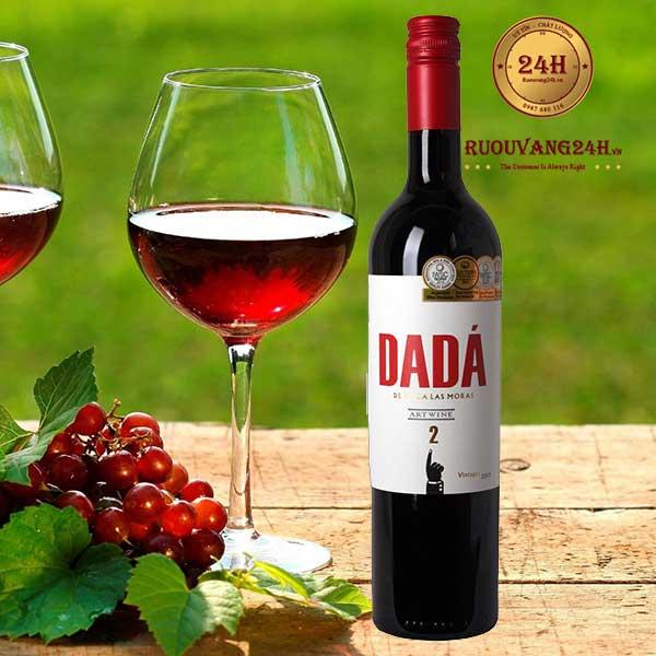 Rượu vang Las Moras DaDa N⁰2