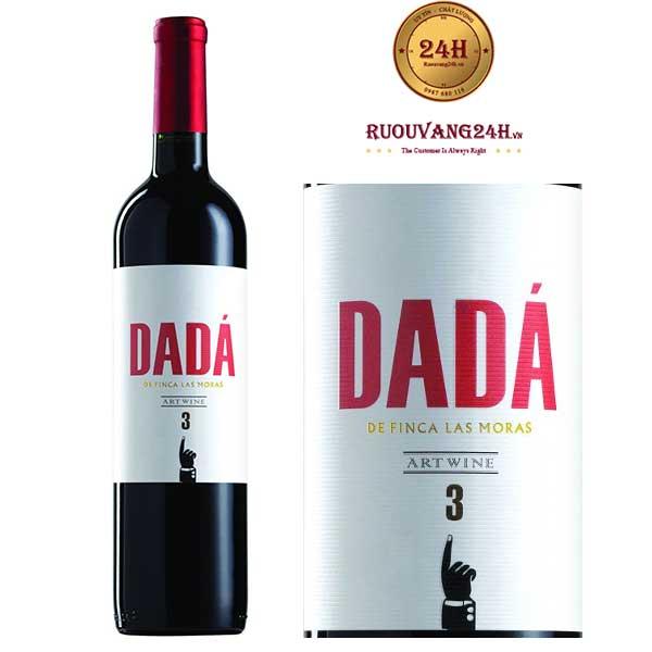 Rượu vang Las Moras DaDa N⁰3