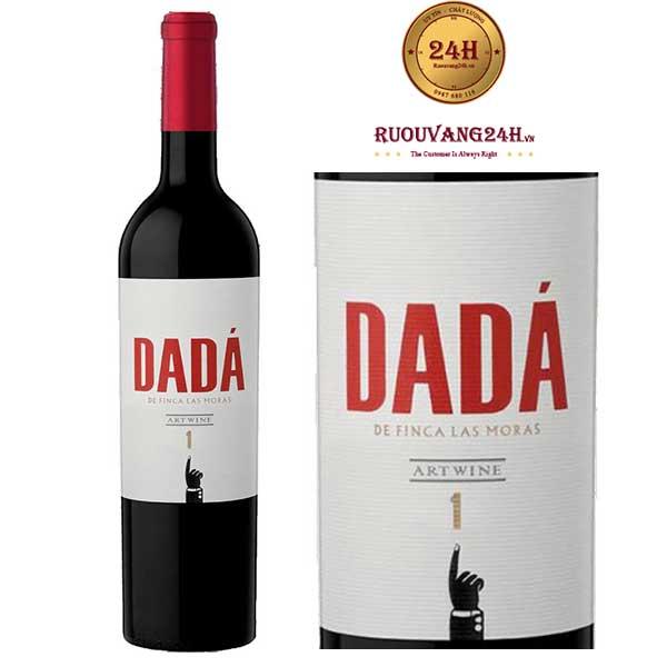 Rượu vang Las Moras Dada N⁰1