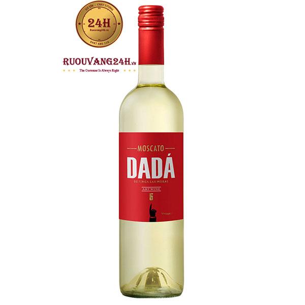 Rượu vang Las Moras Dada N⁰5