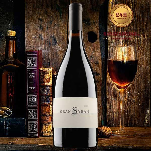 Rượu vang Las Moras Gran Syrah