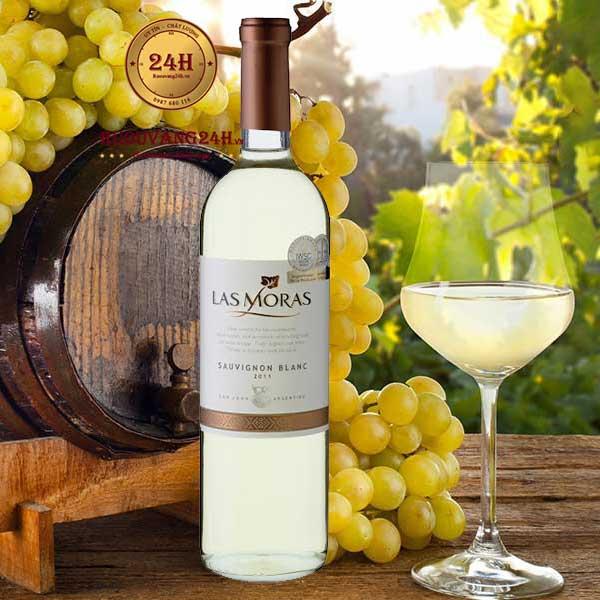 Rượu vang Las Moras Sauvignon Blanc