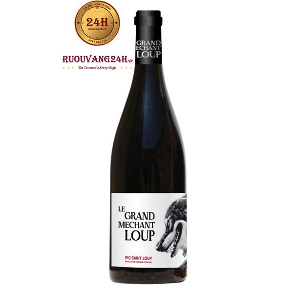 Rượu vang Le Grand Mechant Loup