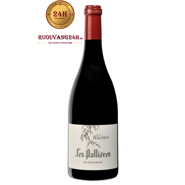 "Rượu vang Les Racines ""Les Pallieres"" Gigondas"