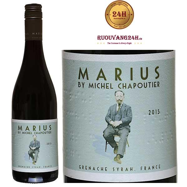 Rượu Vang Marius Languedoc