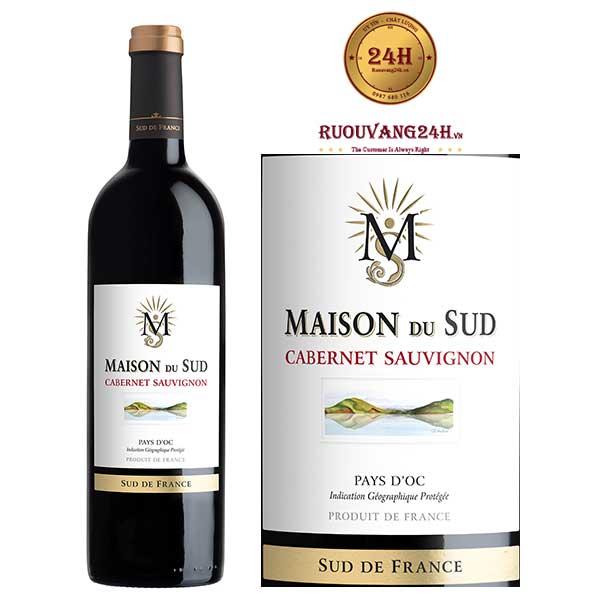 Rượu vang Maison du Sud Cabernet Sauvignon