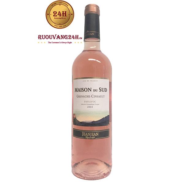 Rượu vang Maison du Sud Grenache – Cinsault