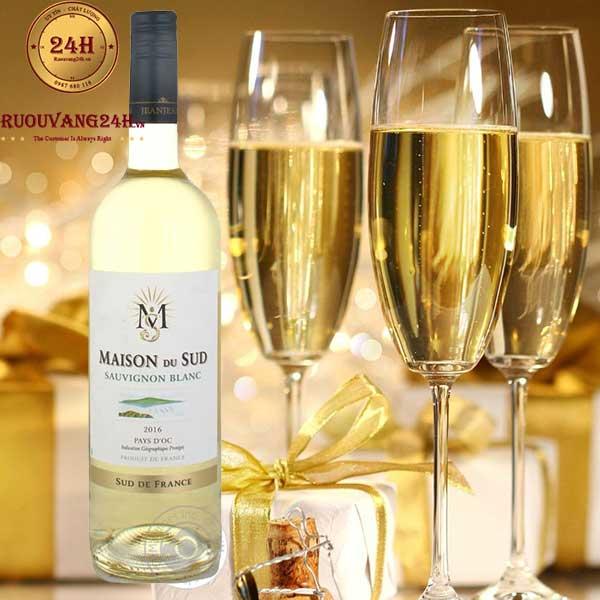 Rượu vang Maison du Sud Sauvignon Blanc