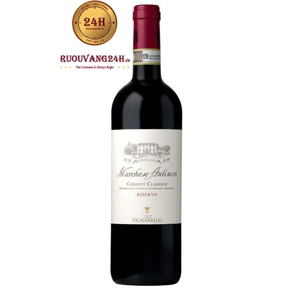 Rượu vang Marchese Antinori Chianti Classico DOCG Riserva
