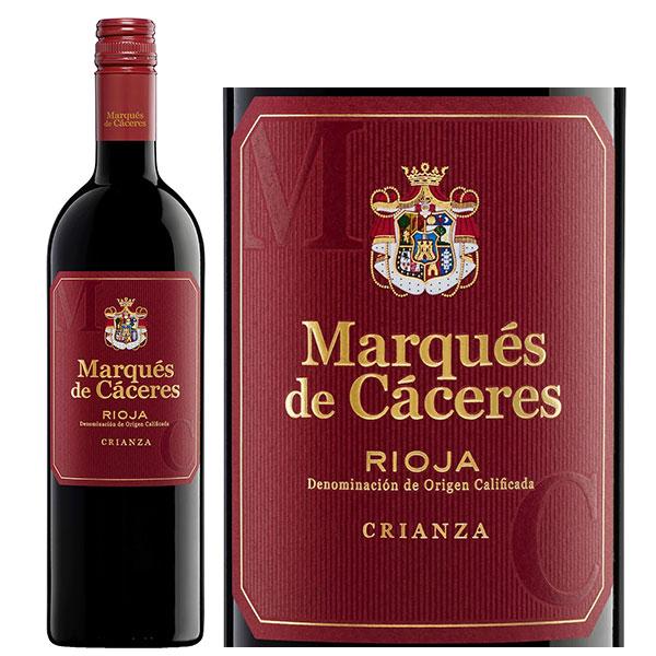 Rượu vang Marques de Caceres Crianza Rioja DOC