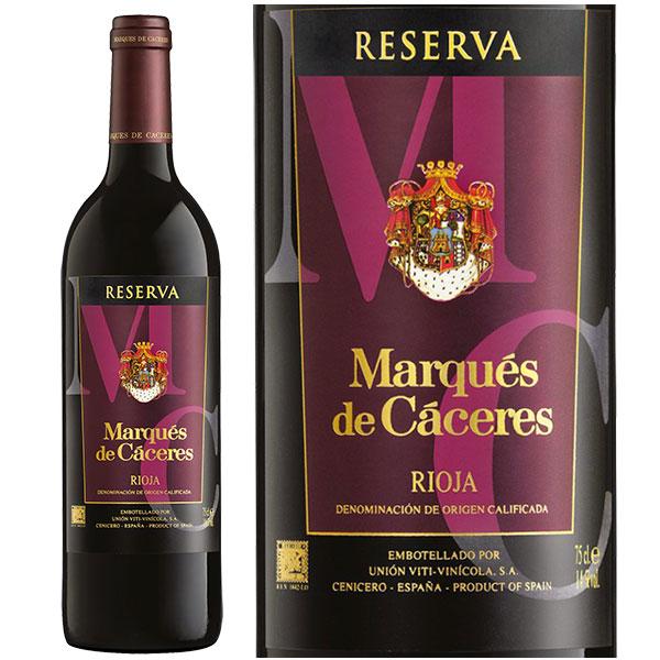 Rượu vang Marques de Caceres Reserva Rioja DOC